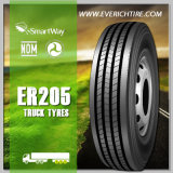 neumáticos comerciales del presupuesto de los neumáticos de la voga del neumático de los neumáticos automotores 315/80r22.5