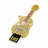 Guitare USB Pendrive de lecteur flash USB de carte mémoire Memory Stick du bijou USB