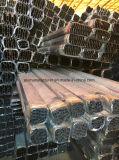 Profil d'extrusion d'alliage d'aluminium de la Thaïlande pour la porte et le guichet (01 séries)