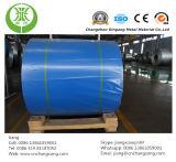Bobina de aço galvanizada Prepainted ---Azul do mar