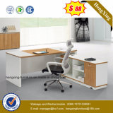 Стол офиса менеджера MDF Ikea просто дешевый деревянный (HX-ND5035)