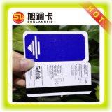 Scheda chiave di consegna dell'hotel veloce di stampa RFID con il campione libero