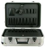 De mémoire de boîtier cas en aluminium de vol de valise d'outillage de mémoire neuf