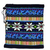 Écharpe tricotée unisexe colorée bon marché personnalisée de réchauffeur de collet