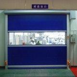 Porte rapide d'obturateur de rouleau de porte automatique à grande vitesse (HF-210)