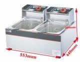Machine profonde de friteuse de poulet profond de friteuse d'acier inoxydable pour Wholsale