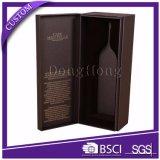 Contenitori impaccanti Premium eleganti di vetro di vino di disegno