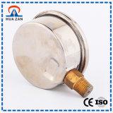 Öldruck-Anzeigeinstrument-Zweck-mechanischer Hydrauliköl-Druckanzeiger