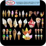 ステンレス鋼のアイスクリームは価格を機械で造る