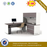 Mesa de escritório de madeira do gerente da melamina moderna da mobília de escritório (HX-NT3101)