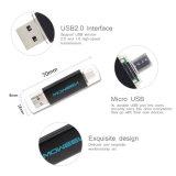Способ цветастое Smartphone OTG и вспышка USB 2.0 привод