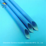 Glasfaser-Hülsen-elektrische Isolierung lackiertes Silikon-Glasgefäß-Kabel Sleeving