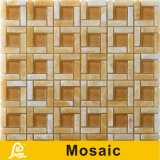 Mosaico de piedra caliente del cuadrado de la mezcla de la venta 8m m para la decoración de la pared (mezcla B04/B05/B06/B07/B08 del bloque)