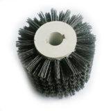 Balai en nylon abrasif de rouleau pour le meulage