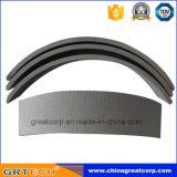 LKW-Bremsbelag der Qualitäts-15535