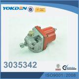 3035342 12 Volt Gleichstrom-Kraftstoffabsperrventil-Maschinenteile