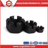 Fabricant en acier inoxydable à base d'acier au carbone avec noir