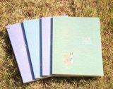 Cadena de producción encuadernada del pegamento caliente del derretimiento de la máquina del cuaderno del libro de ejercicio de escuela Afpm-1020