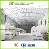 Carbonate de calcium spécial de poudre du CaCO3 98%+ de peinture de bateau de l'usine 1.2-18um de la Chine