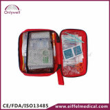 小型の携帯用医学的な緊急事態の救急箱