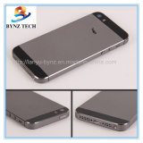 Piezas de recambio que contienen la contraportada de la batería para el iPhone 5 5g 5c 5s