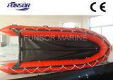 Barca Bumper con il pavimento di alluminio (FWS-A560)
