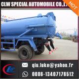 Absaugung-LKW des Abwasser-3cbm-5cbm