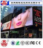 P6 HD 스크린을 광고하는 옥외 풀 컬러 LED 단말 표시 고품질