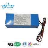 18650 12V het Pak van de Batterij van het 8400mAhLithium voor Zonne Lichte Batterij