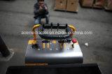 Todo el transportador eléctrico del mini descargador de Crawel del terreno mini