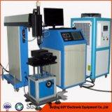 Saldatura e laser della tagliatrice per metallo ed il metalloide