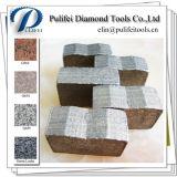 Diamant-Spitze-Granit-Segment-Ausschnitt-Stein-Quarz-Stahlbeton-Platte