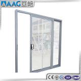 Porte coulissante de douche de première qualité de rectangle avec le bâti d'alliage d'aluminium