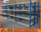 Racking médio durável industrial do dever dos sistemas do Shelving do armazenamento