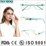 Marca di riserva pronta del telaio dell'ottica del metallo di Eyewear