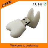 피복 PVC USB 지팡이 USB Pendrive