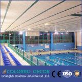 Панель стены облегченного деревянного волокна акустическая для плавательного бассеина