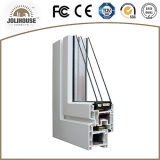 La Chine UPVC personnalisé par fabrication Windows coulissant