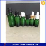 оптовая продажа бутылки капельницы зеленого стекла 20ml