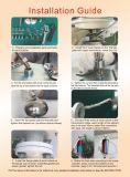 100W AC 24V de Verticale Generator van de Wind van de Magneet Permannet Kleine (shj-NEV100Q2)