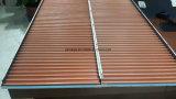 Gewölbte Aluminiumpanels für Dach