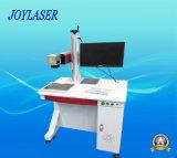 Машина отметки лазера волокна для металла/пластичных/запасных частей