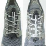 De elastische Schoenveter sluit Geen Band
