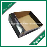 Foldable 서류상 템플렛 마분지 전시 상자 (FP0200069)