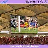P3.91 visualización de pantalla video multi de alquiler de la pared del color LED para hacer publicidad (CE, RoHS, FCC, CCC)