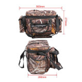 Grand sac simple multifonctionnel de palan de pêche d'épaule de sports en plein air