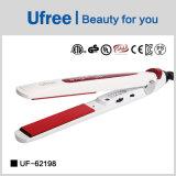 Straightener novo do cabelo do projeto do ferro liso do cabelo de Ufree 62198