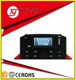 Motorrad MP3-Modulator mit Warnungssystem 739