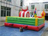 Casa do salto do vinil, Bouncer inflável do Moonwalk com preço barato