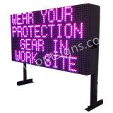 풀 컬러 옥외 P10 Vms 메시지 LED 표시 널 가격
